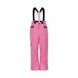 Dievčenské lyžiarske nohavice COLOR KIDS-Ski pants w/Pockets, AF 10.000-Fuchsia Pink