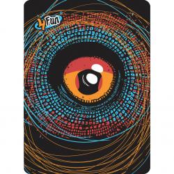 Multifunkčná šatka 4FUN 8v1 TIBET Tibetan Eye