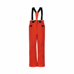 Chlapecké lyžařské kalhoty COLOR KIDS-Ski pants w / Pockets, AF 10.000-Cherry Tomato