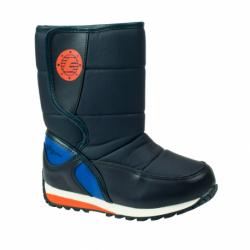 Detská vychádzková obuv WOJTYLKO-Tolland blue