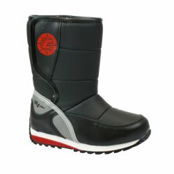 Dětská vycházková obuv WOJTYLKO-Tolland black
