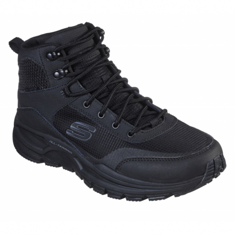 Pánská rekreační obuv SKECHERS-Escape Plan 2.0 Woodrock black