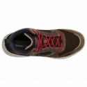 Pánska vychádzková obuv SKECHERS-Bounder Hyridge brown -