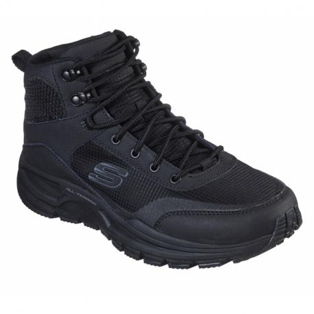 Pánská rekreační obuv SKECHERS-Escape Plan 2.0 Woodrock black (EX)