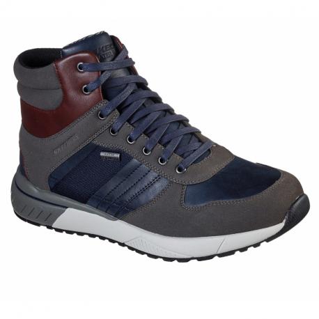 Pánská vycházková obuv SKECHERS-Felano Hilltop navy (EX)