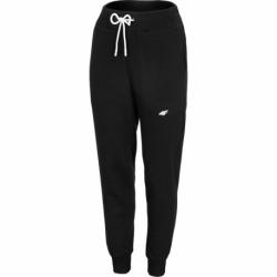 Dámské teplákové kalhoty 4F-WOMENS TROUSERS-NOSH4-SPDD001-20S-DEEP BLACK