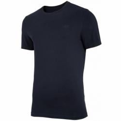 Pánské triko s krátkým rukávem 4F-MENS T-SHIRT-NOSH4-TSM003-31S-NAVY