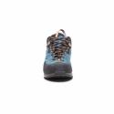 Pánska turistická obuv nízka KAYLAND-VITRIK GTX TEAL BLUE -