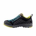 Turistická obuv nízka KAYLAND-GRAVITY GTX BLACK AZURE -