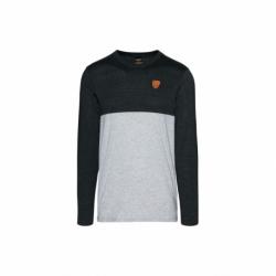 Pánské triko s dlouhým rukávem SAM73-Simon-401-Grey