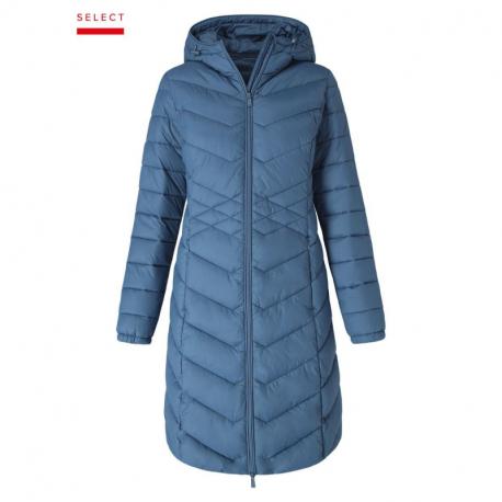 Dámska bunda VOLCANO-J-IRIS-611-BLUE