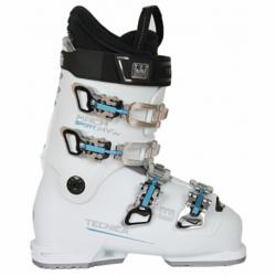 Dámske lyžiarky na zjazdovku - On piste TECNICA-Mach Sport MV 75 W, white/blue
