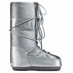 Dámska zimná obuv vysoká MOON BOOT-MBGLANCE silver