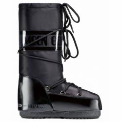 Dámska zimná obuv vysoká MOON BOOT-MBGLANCE black