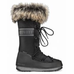 Dámska zimná obuv vysoká MOON BOOT-MBMONACO WP2 black