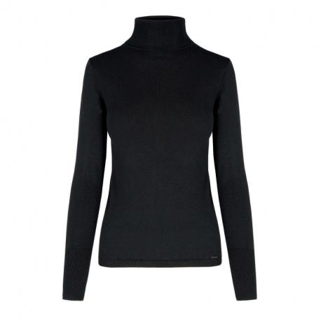 Dámsky sveter VOLCANO-S-JULI-700-BLACK