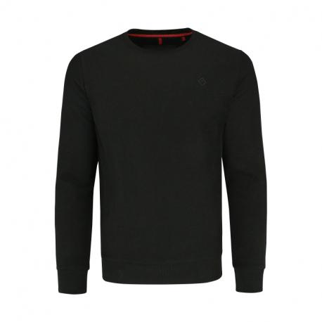 Pánska mikina VOLCANO-B-PREL-700-BLACK
