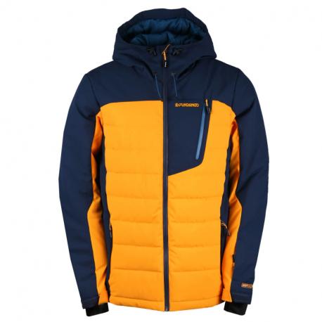 Pánska lyžiarska bunda FUNDANGO-Fairfield-260-mango