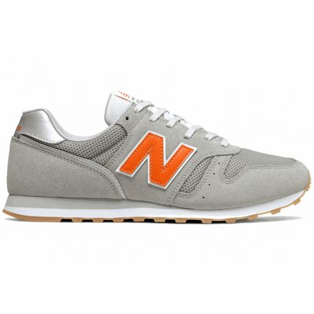 Pánska vychádzková obuv NEW BALANCE-ML373ED2 grey
