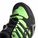 Pánska turistická obuv nízka ADIDAS-Terrex Swift R2 GTX signal green/core black/grey two -