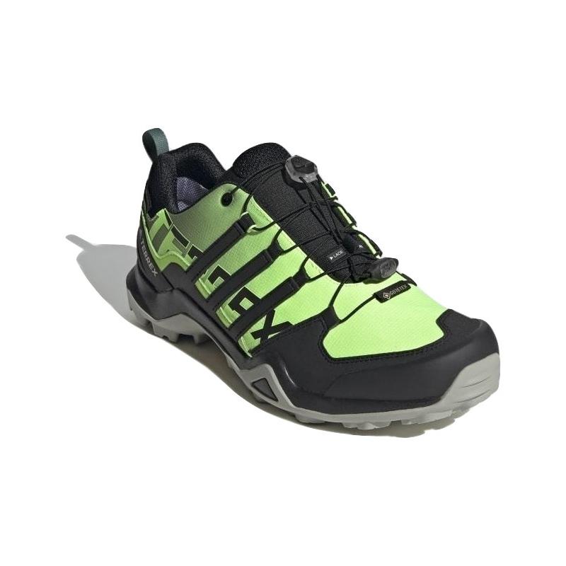 ADIDAS-Terrex Swift R2 GTX signal green/core black/grey two 45 1/3 Zelená