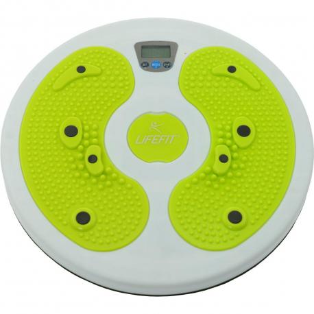 Fitness rotana LIFEFIT-ROTANACOMPUTER, 28x3,3cm, sv.zel TRL