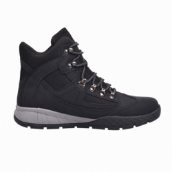 Pánské zimní boty vysoké ALPINE CROWN-Rex black