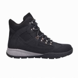 Pánske zimné topánky vysoké ALPINE CROWN-Rex black (EX)