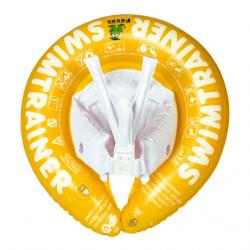 Nafukovacia Vesta FREDS SWIM ACADEMY SWIMTRAINER Classic 20-36 kg yellow
