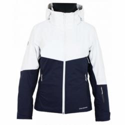 Dámska lyžiarska bunda BLIZZARD-Viva Ski Jacket Peak, navy blue/white