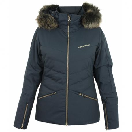 Dámska lyžiarska bunda BLIZZARD-Viva Ski Jacket Grace, black