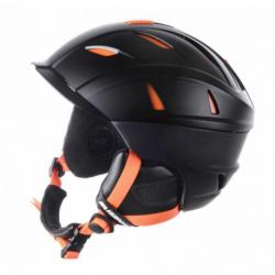 Lyžařská přilba BLIZZARD-POWER ski Black / orange