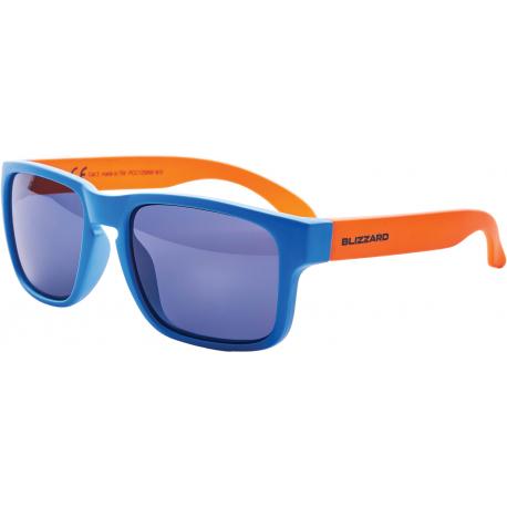 Športové okuliare BLIZZARD-Sun glasses PCC125890, bright blue matt , 55-15-123