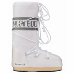 Dětské zimní boty vysoké MOON BOOT-Nylon white