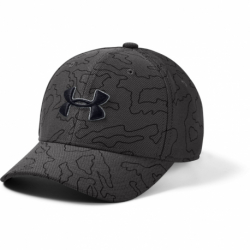Šiltovka UNDER ARMOUR-UA B Printed Blitzing 3.0-GRY