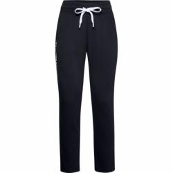 Dámske teplákové nohavice UNDER ARMOUR-Rival Fleece Pants-BLK
