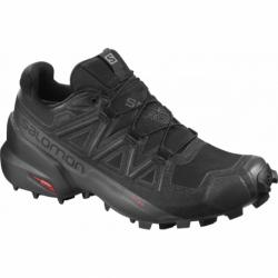Dámská trailová obuv SALOMON-Speedcross 5 GTX black / phantom