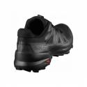 Dámska trailová obuv SALOMON-Speedcross 5 GTX black/phantom -