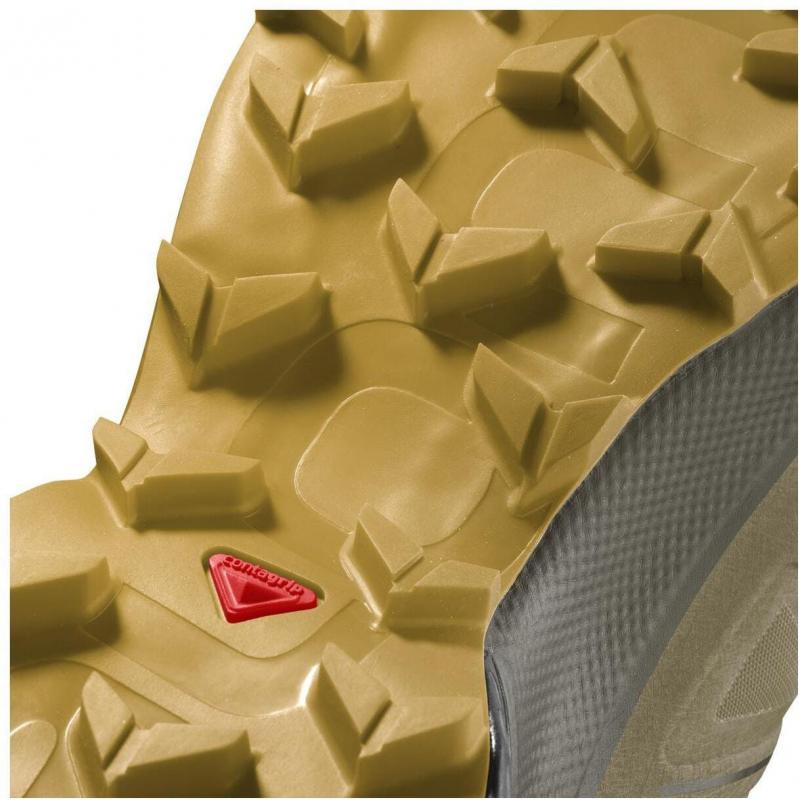 Pánska trailová obuv SALOMON-Speedcross 5 GTX martini olive/peat/arrowwood -