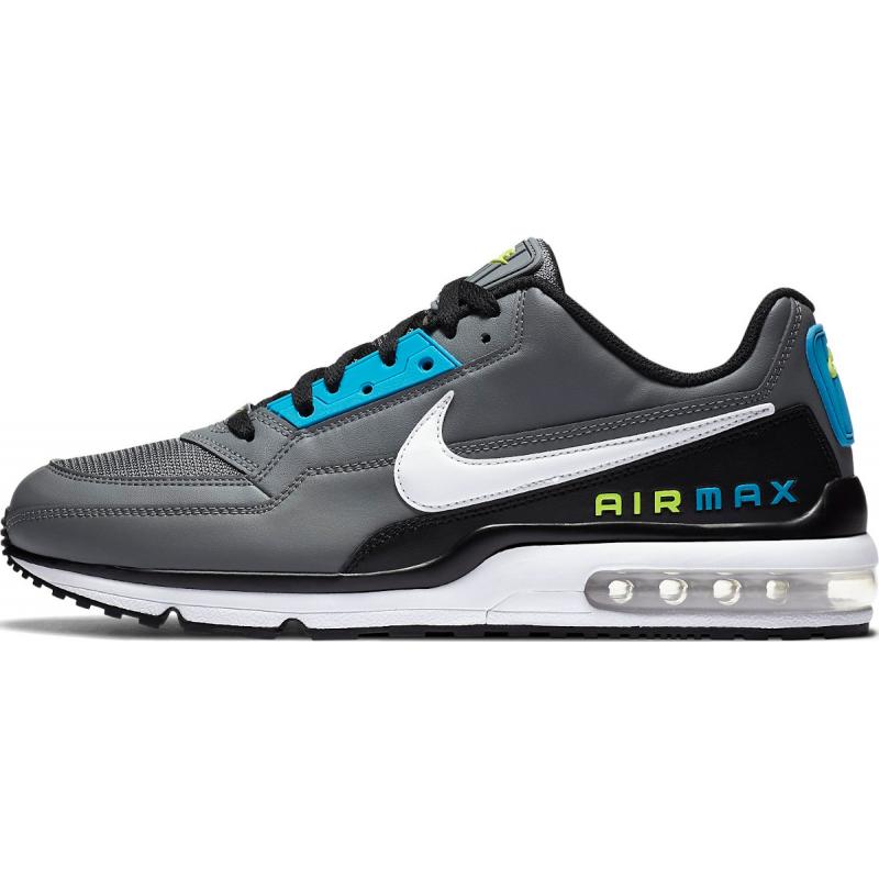 Pánská vycházková obuv NIKE-Air Max LTD 3 smoke grey / white / black -