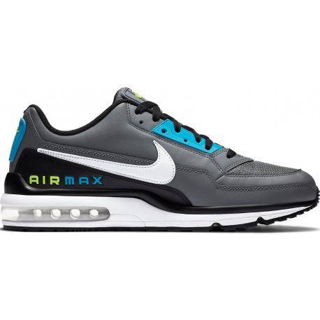 Pánska vychádzková obuv NIKE-Air Max LTD 3 smoke grey/white/black