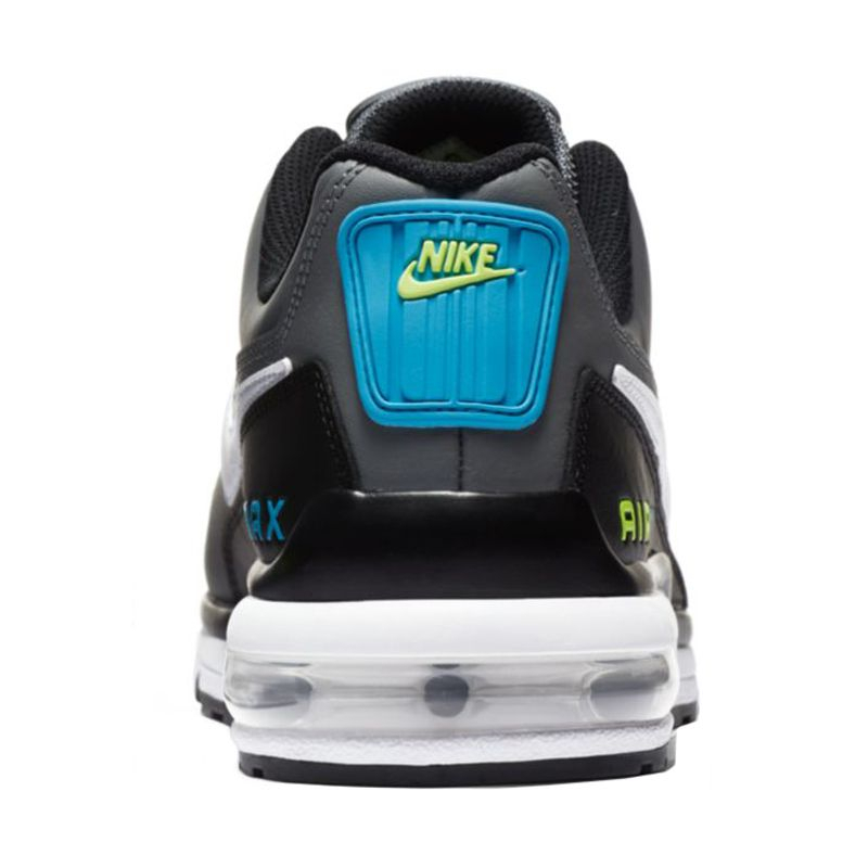 Pánska vychádzková obuv NIKE-Air Max LTD 3 smoke grey/white/black -