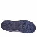 Pánska turistická obuv nízka EVERETT-Izlet grey -
