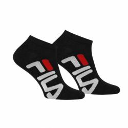 Ponožky FILA-F9199 PONOŽKY 2-BALENÍ-200 ČERNÉ