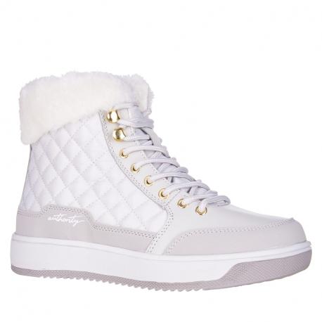 Dámské zimní boty kotníkové AUTHORITY-Bella grey (EX)