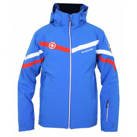 Pánska lyžiarska bunda BLIZZARD-Ski Jacket Kitz, blue