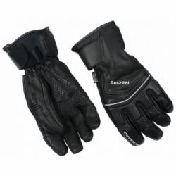 Lyžiarske rukavice BLIZZARD-Racing Leather ski gloves, black/silver