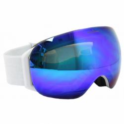 Lyžařské brýle BLIZZARD-Ski Gog. 999 MDAVZSWO, white shiny, amber2, ice blue revo