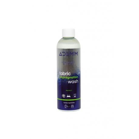 Ošetřovací přípravek na textil ADEMM-impregnation Wash 250 ml, CZ / SK