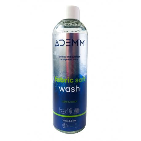 Ošetřovací přípravek na textil ADEMM-Fabric Soft Wash 250 ml, CZ / SK